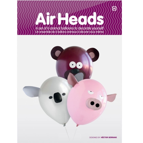air heads animal balloons a plus r