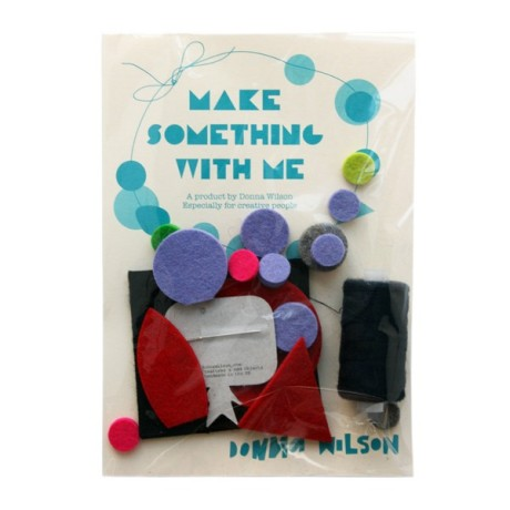 make something with me donna wilson
