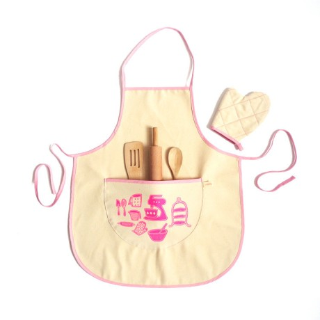 Odette Williams Apron set Tiny Hollow