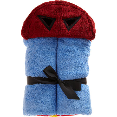 superhero hooded towel barneys